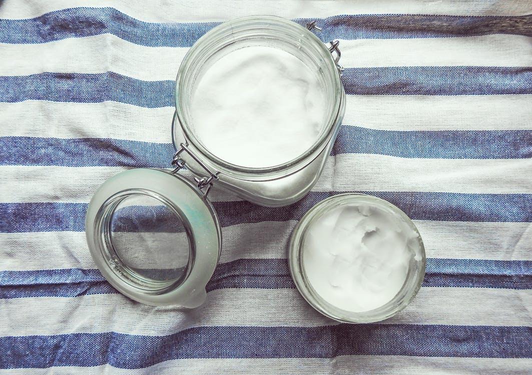 Coconut Oil Sugar Scrub | Freckled Italian