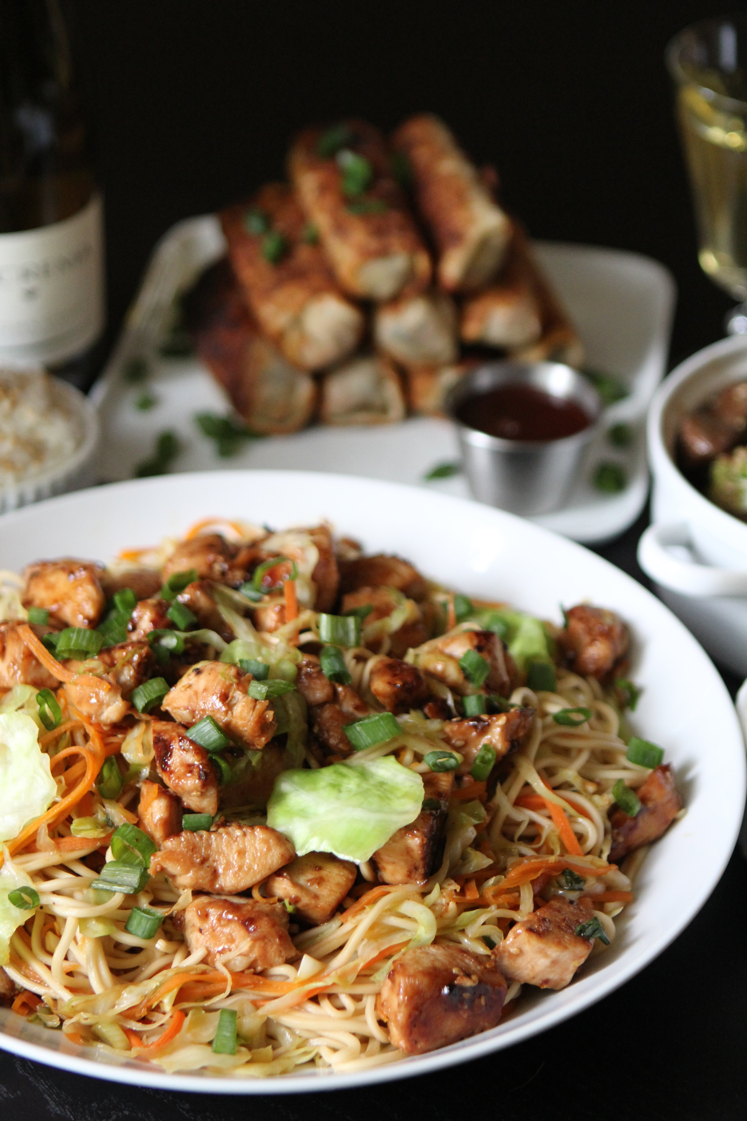 Chinese Food for Christmas | Freckled Italian