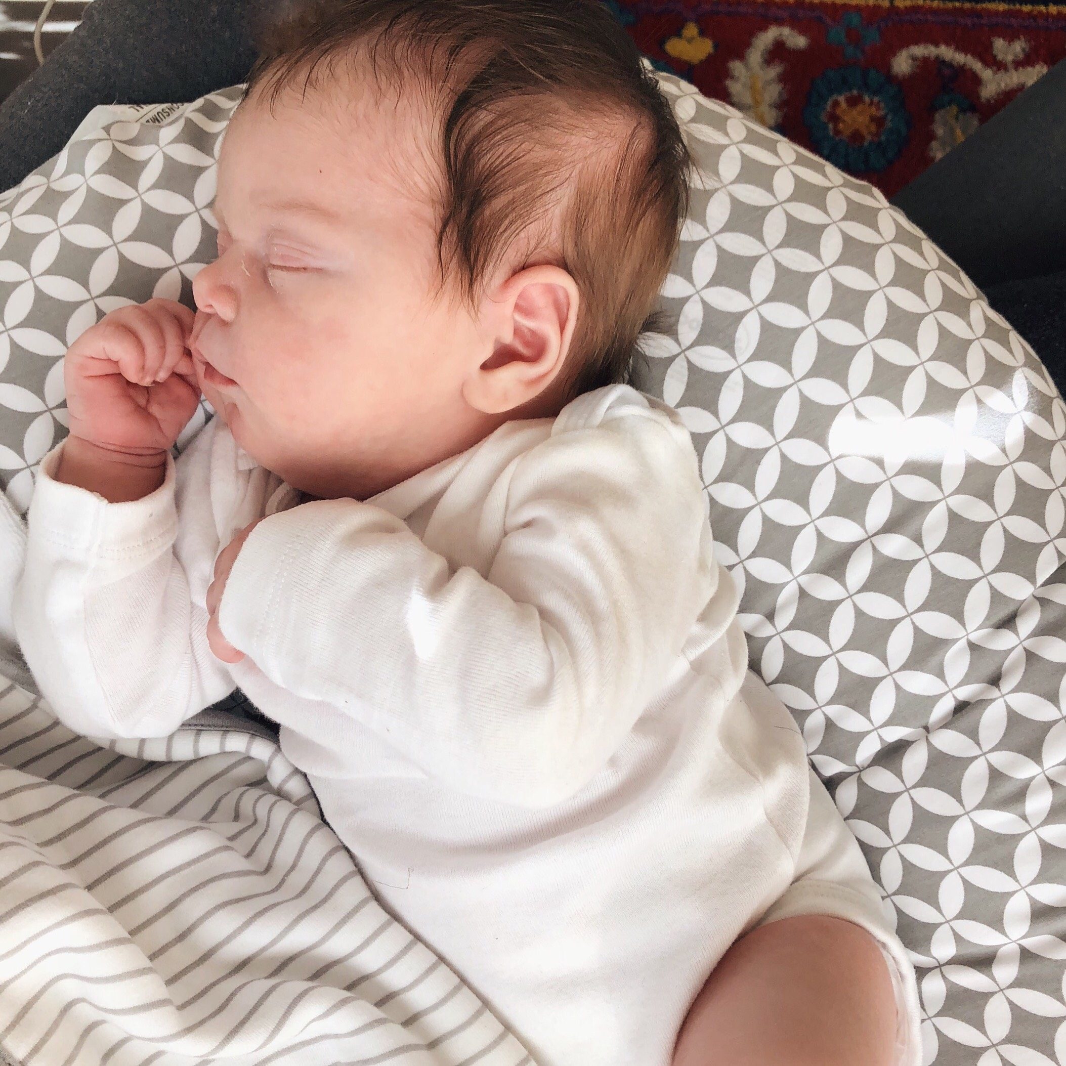 6 Things I Didn't Know I Needed Post-Baby | Freckled Italian