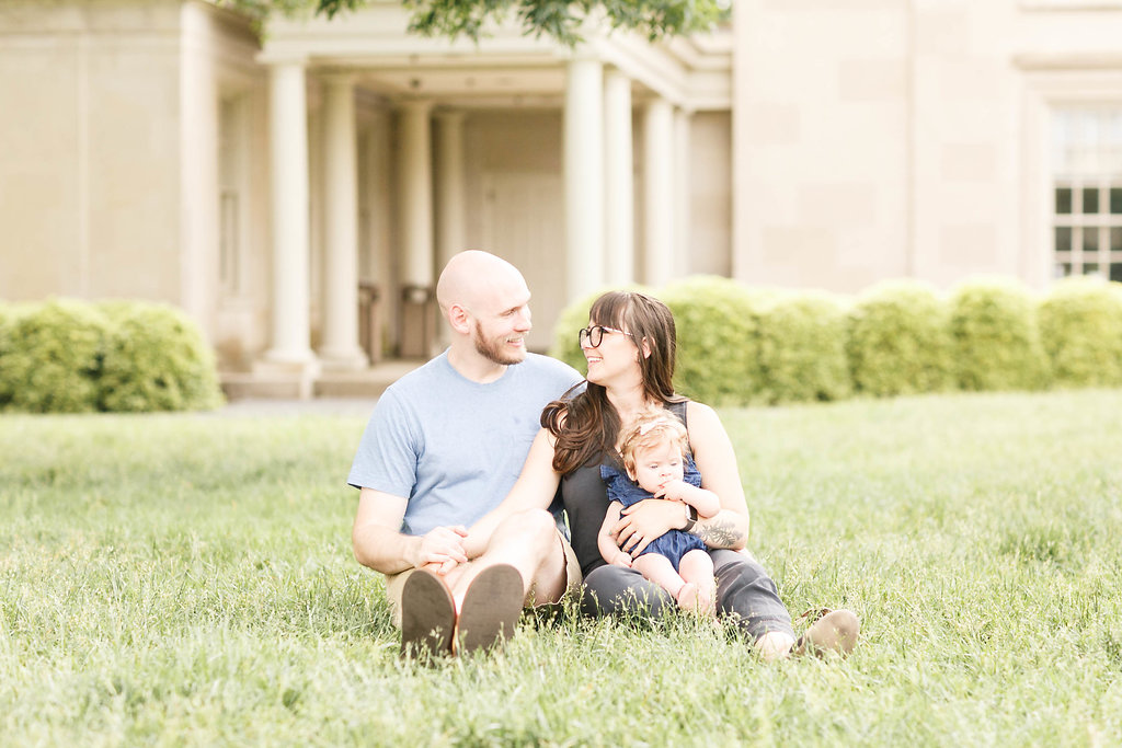 Our First Family Photos | Freckled Italian