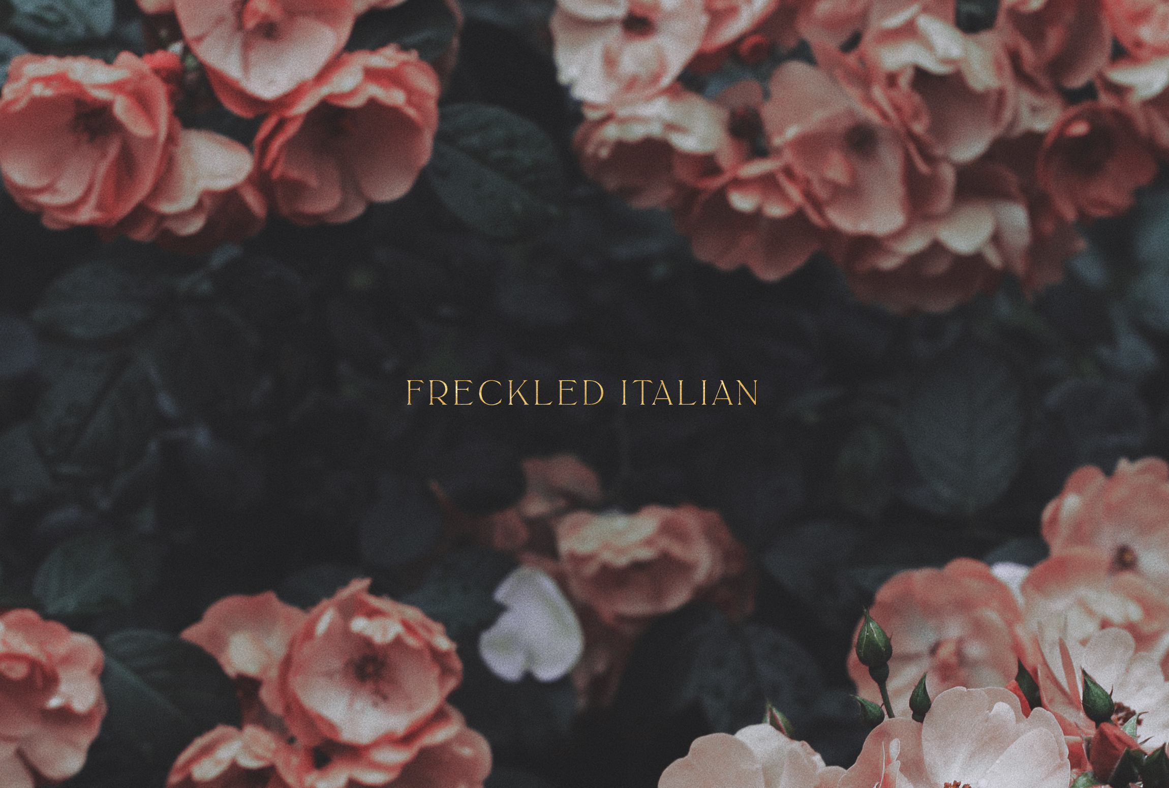 Freckled Italian