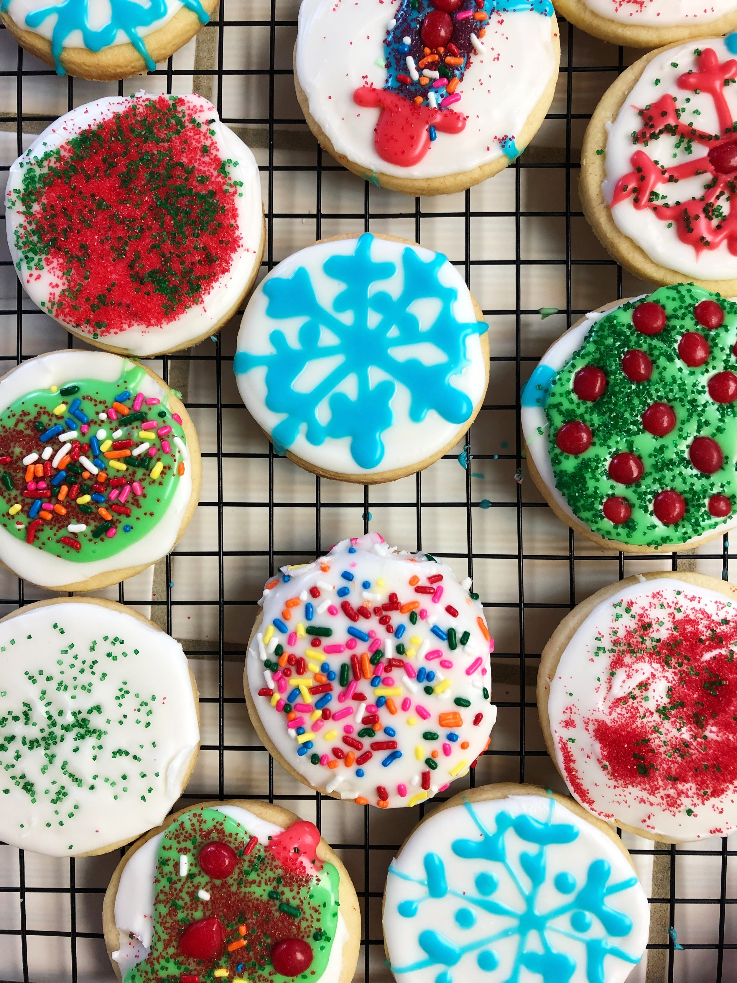 Traditions in the Making: Christmas Cookies | Freckled Italian