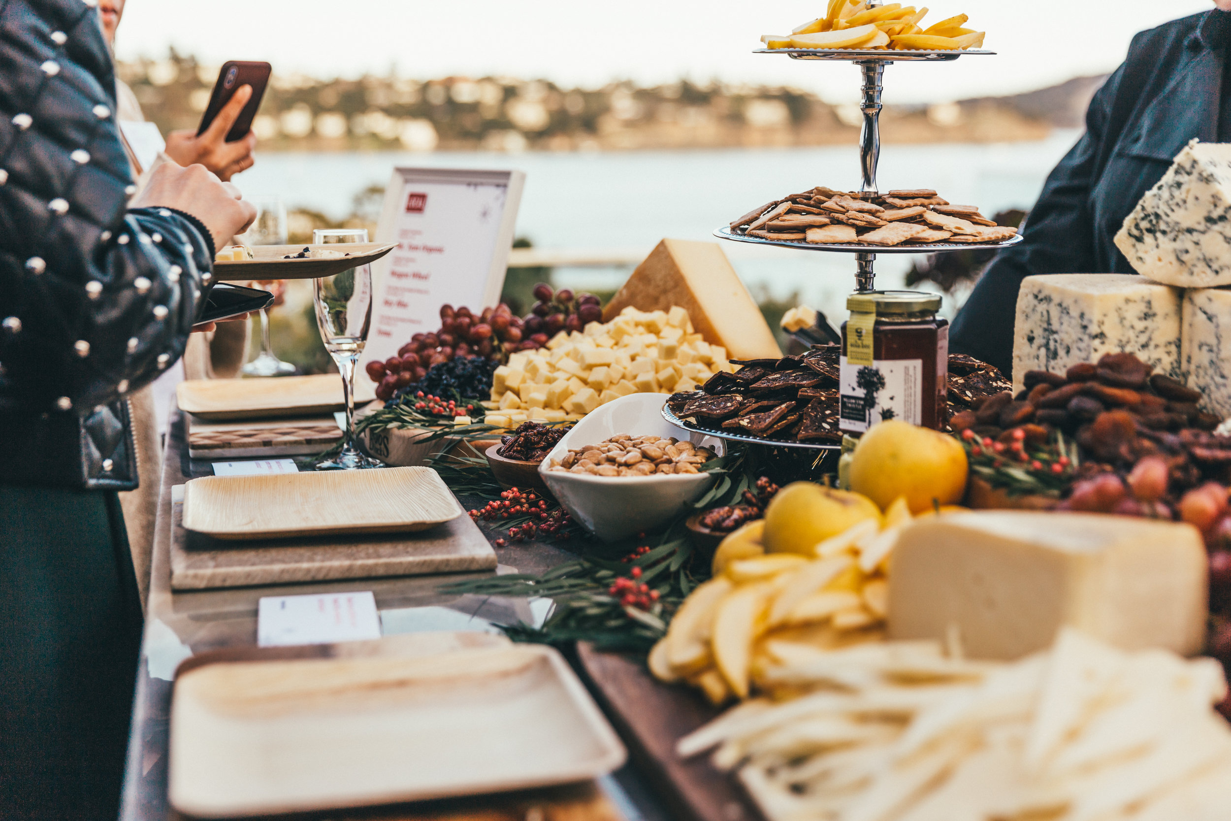 #LetsHoliday Dinner with Whole Foods | Freckled Italian