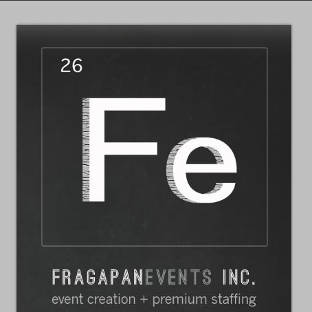 FRPANE EVENTS BIZ CARD