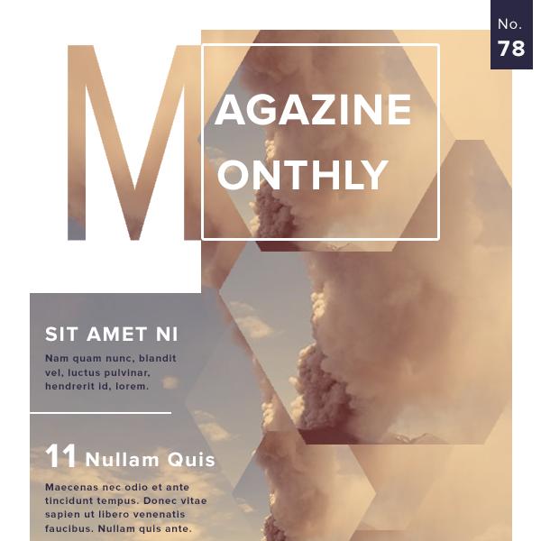 Magazine Monthly