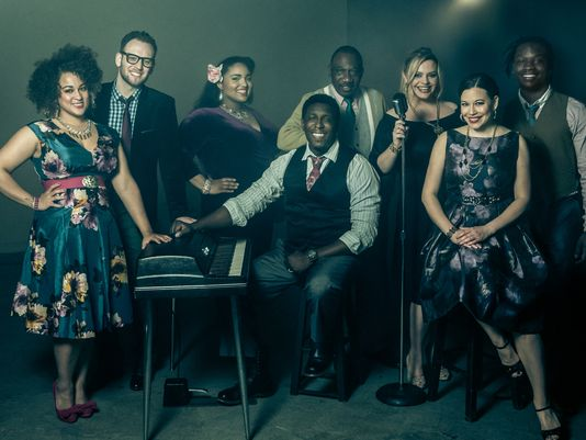 The Cast of The Ray Legacy