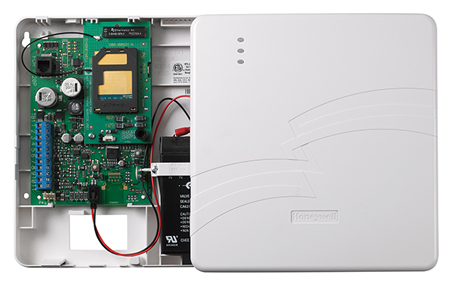 Honeywell GSMV-4G Cellular Communicator.
