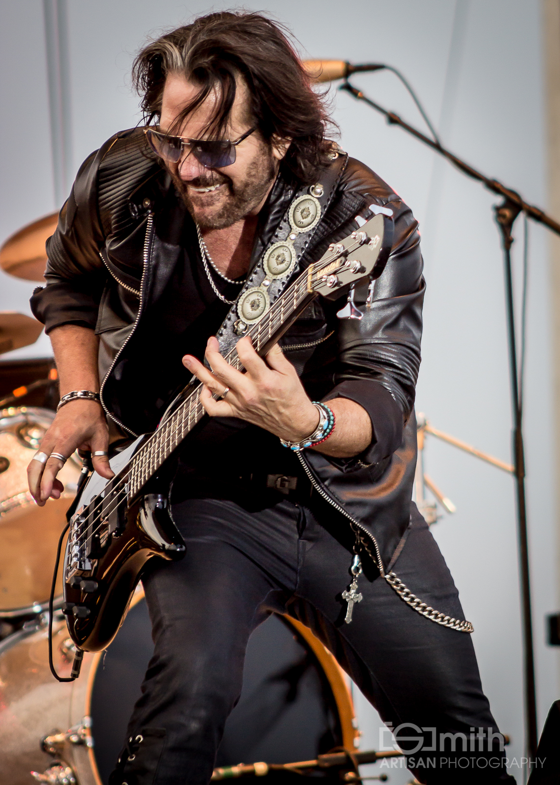 Although the picture above is Kip Winger, I am referring to all musicians and those who help to touch lives through music. I simply used this picture because I liked it. :)