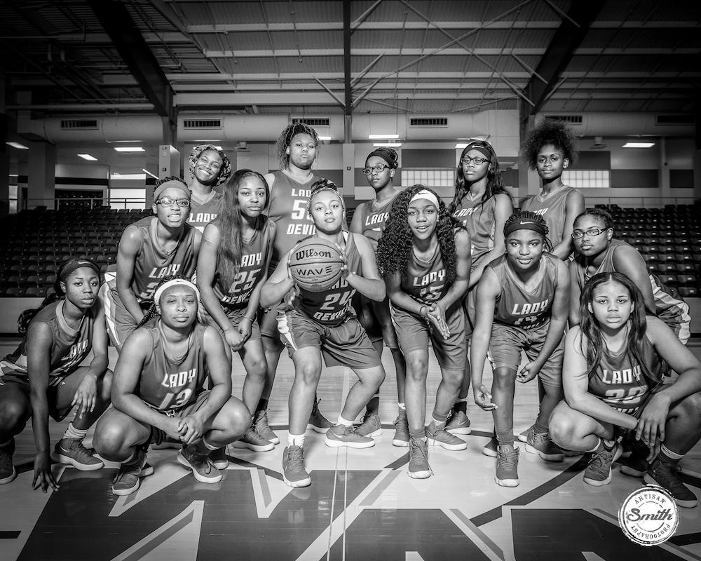 Girls Varsity - Academies of West Memphis