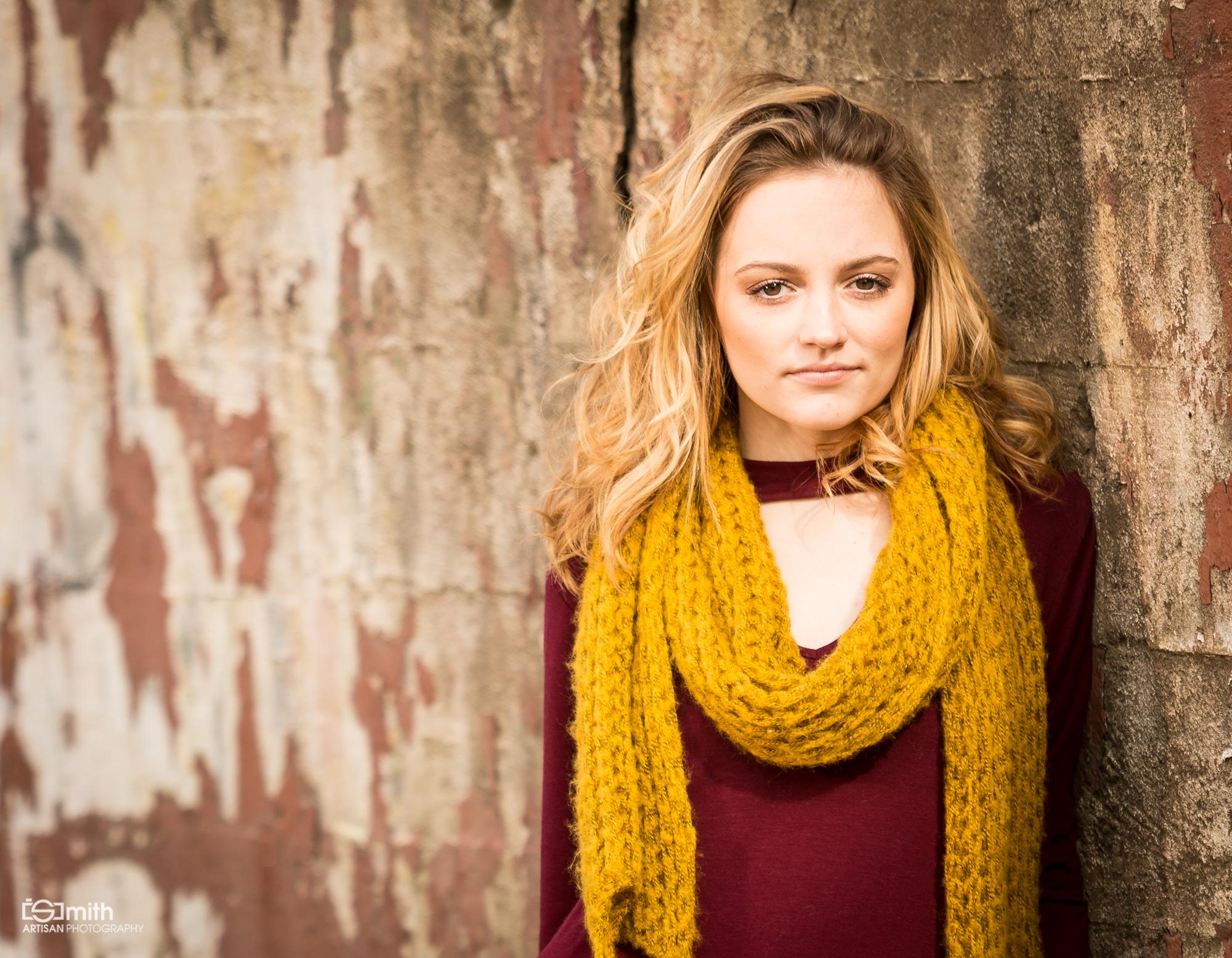 Makenzie Smith - Senior 2018
