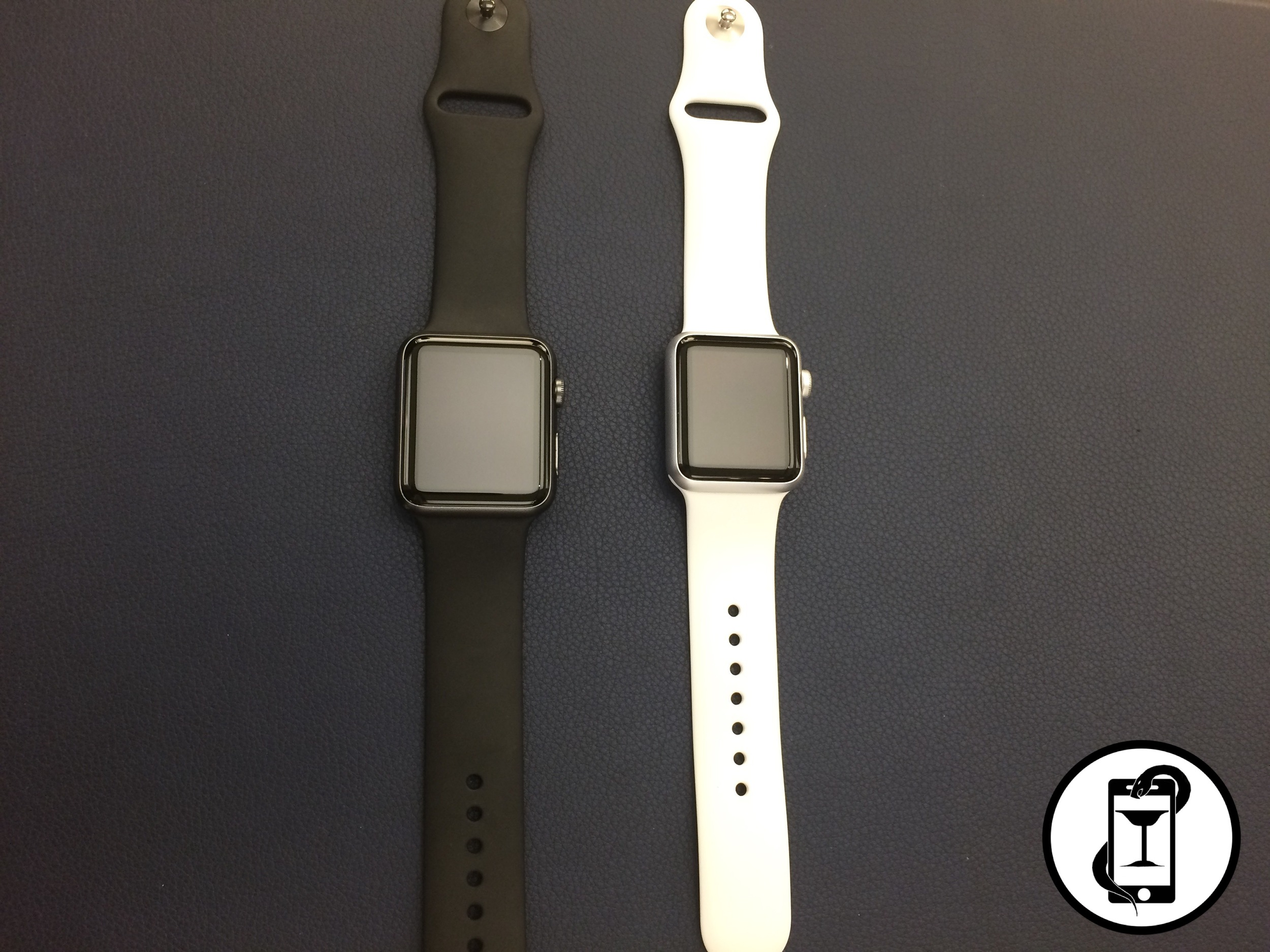 The 42mm and 38mm models.
