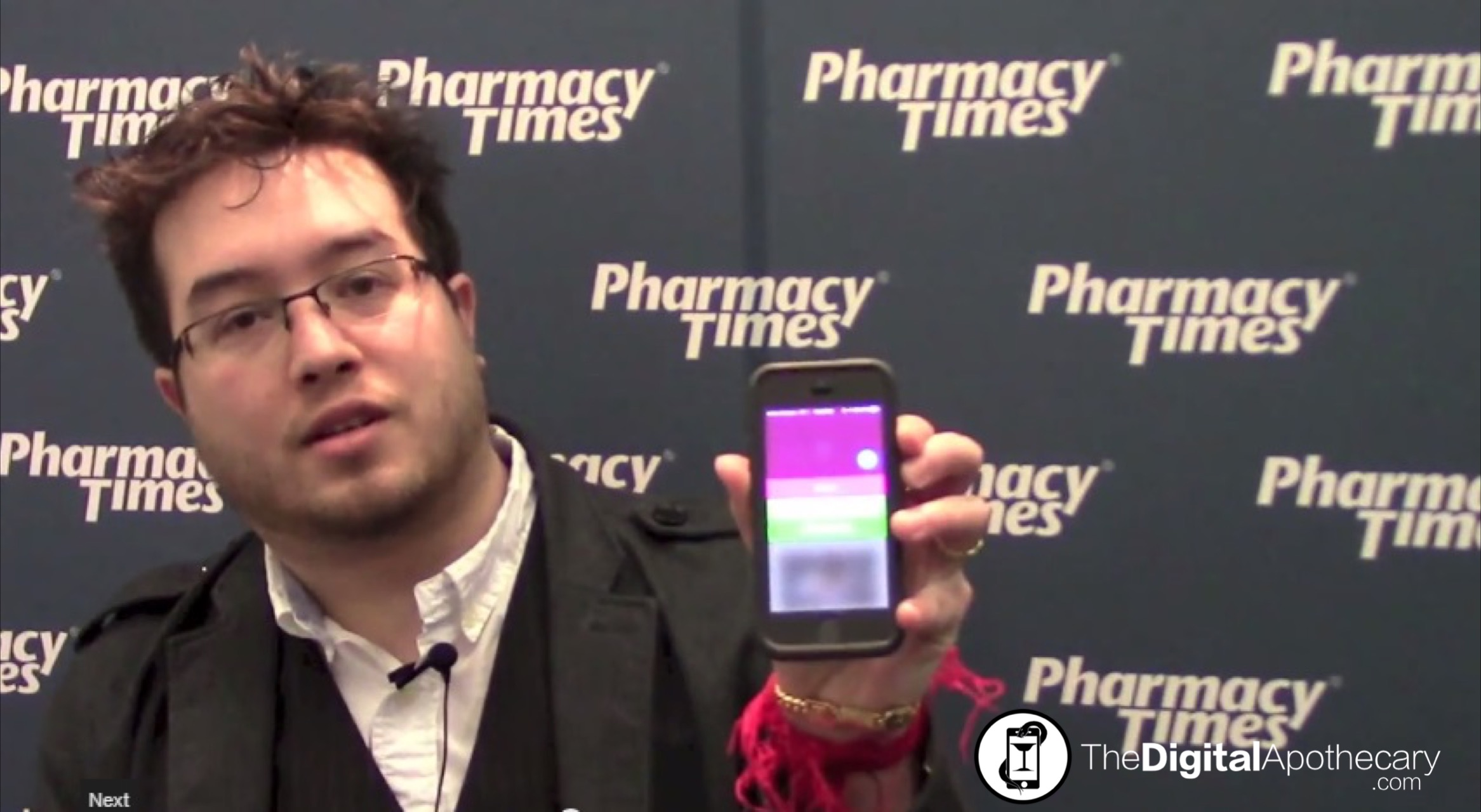 Interview with Pharmacy Times on Digital Health