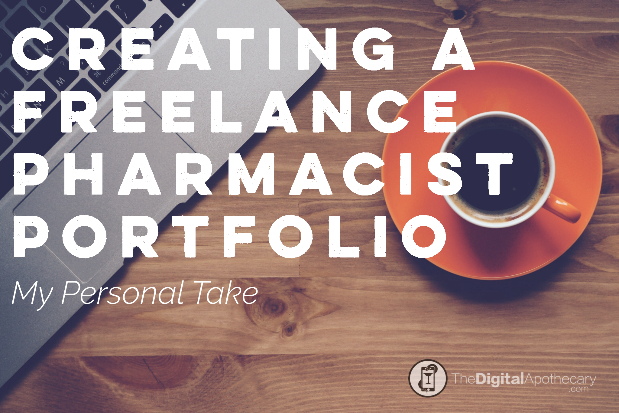Creating A Freelance Pharmacist Portfolio And Resume The Digital