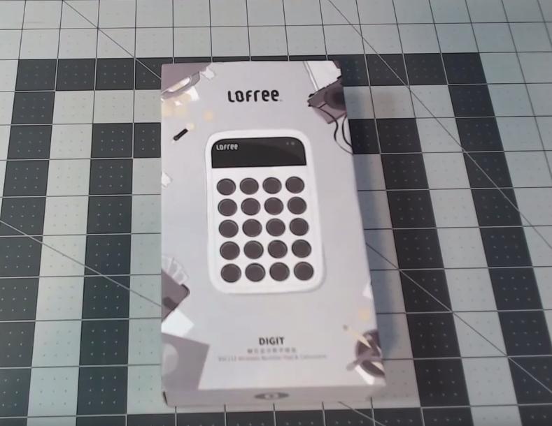Lofree Calculator - A quick review
