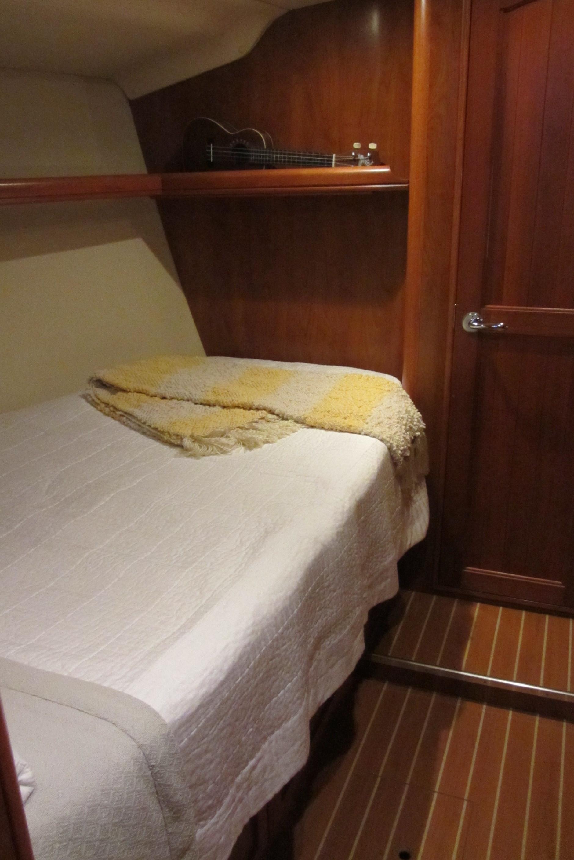Sleeping on Yacht in San Diego