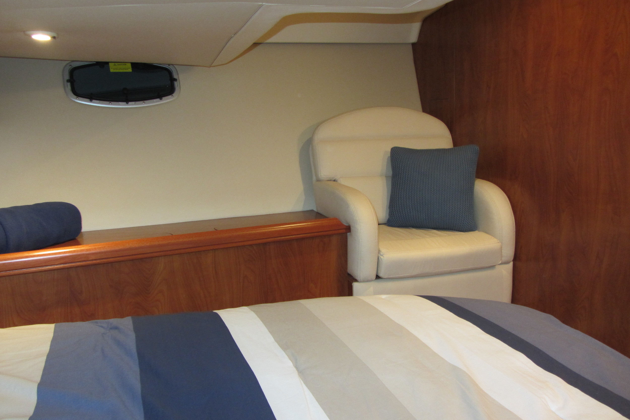 Staying on A yacht in San Diego