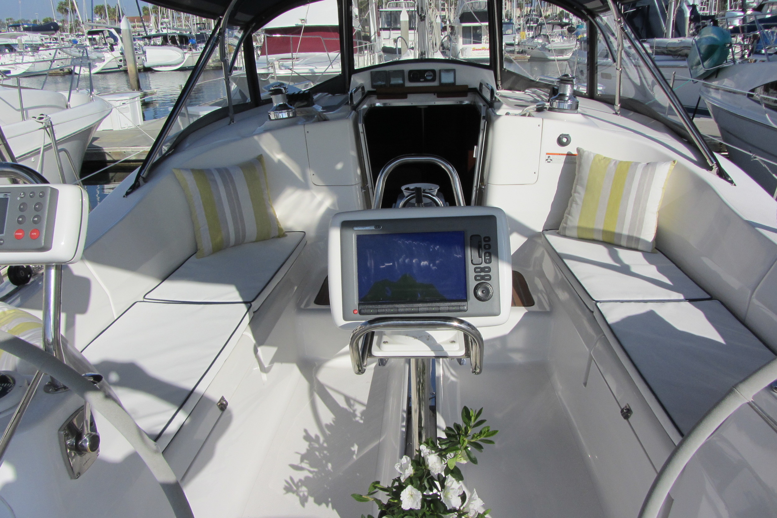 Comfortable Sailing in San Diego
