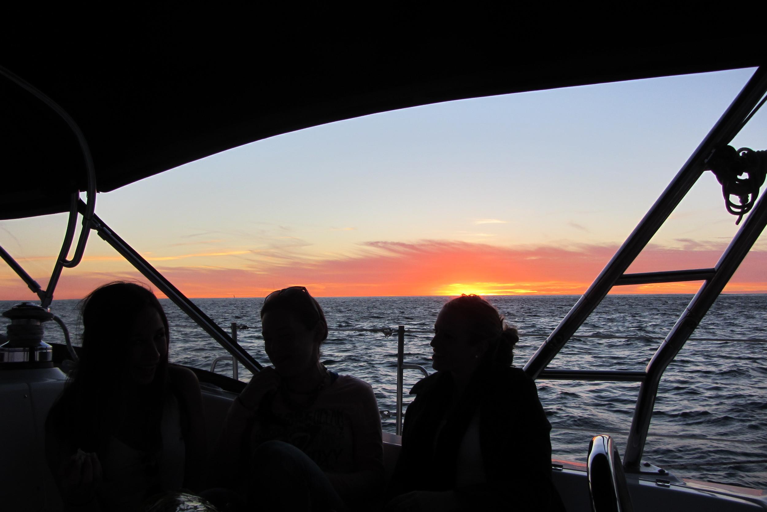San Diego Sunset Cruise