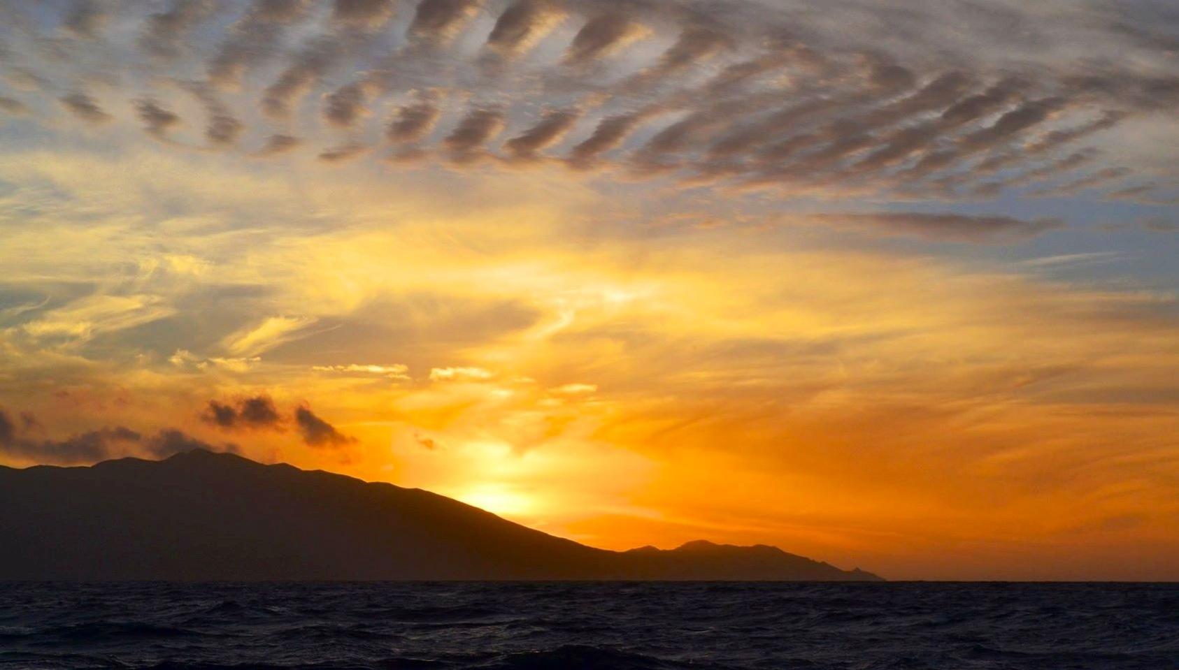 Sunset Sail Catalina Island