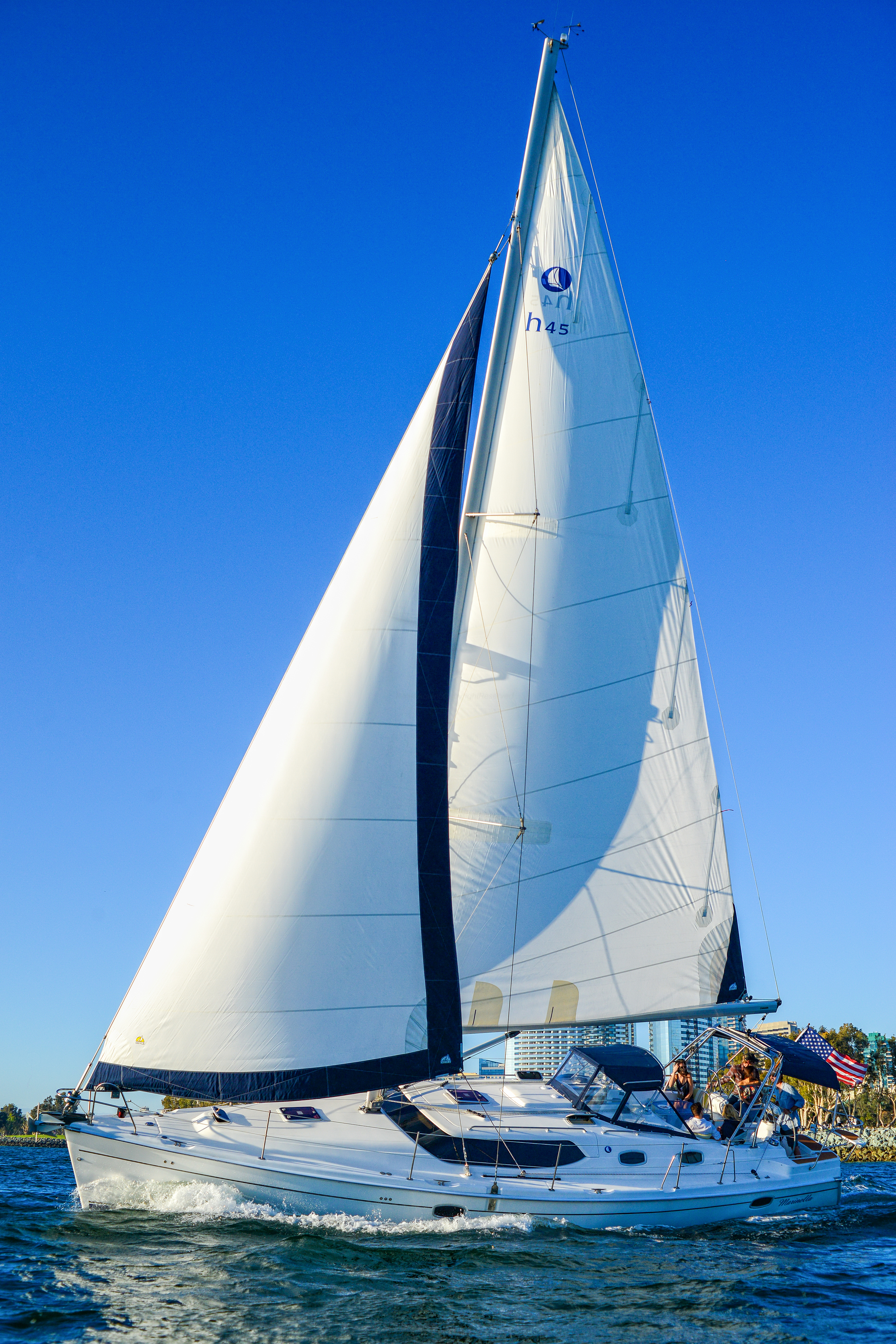 Private San Diego Sailing Charters