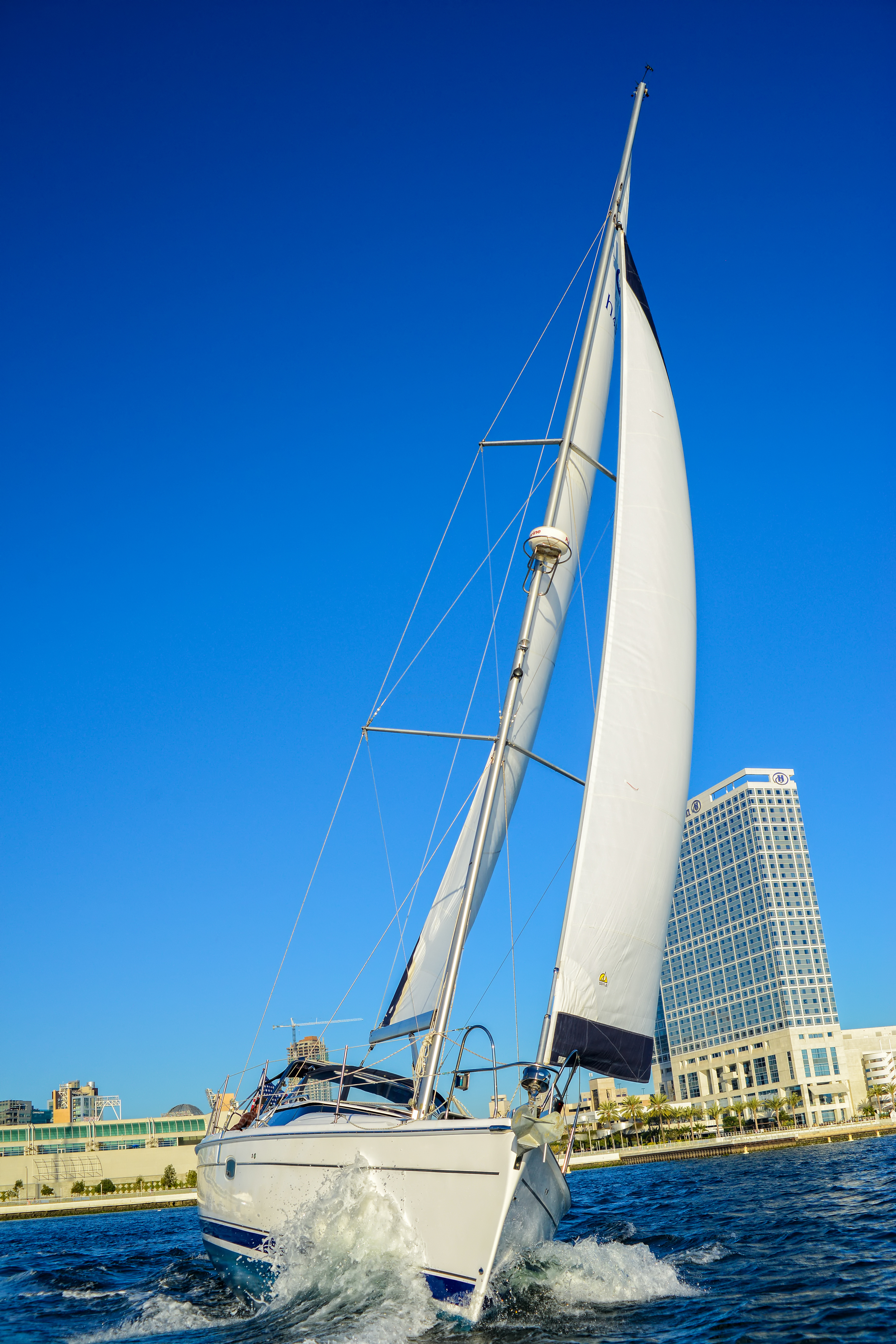 Sailing Charters in San Diego