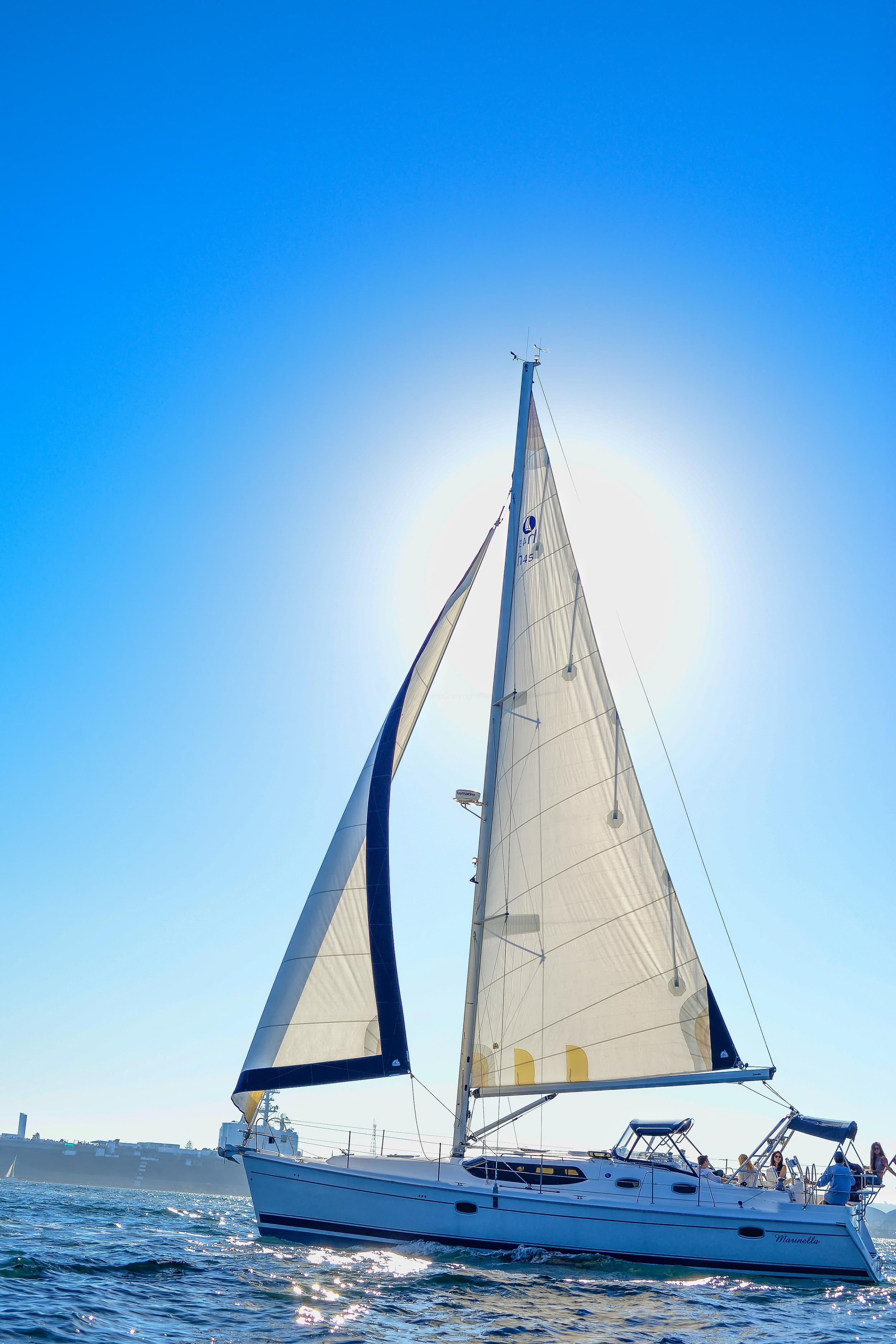Romantic Sailing Charters San Diego