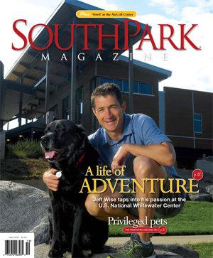 Southpark Magazine, June 2010
