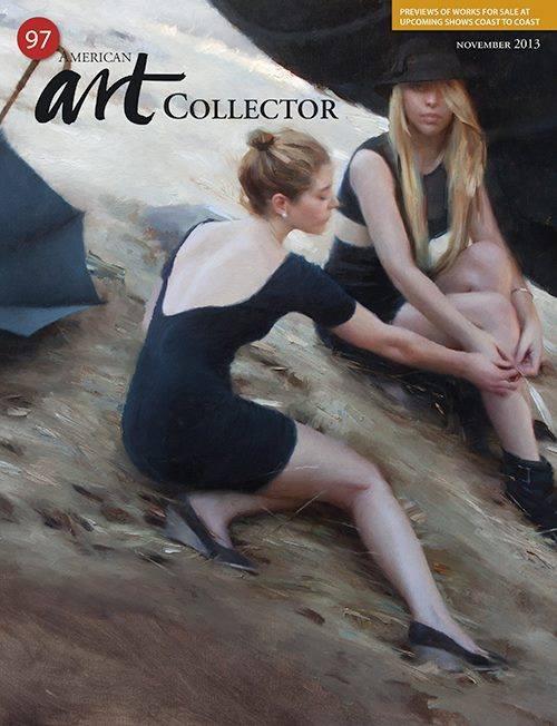 American Art Collector, Nov 2013