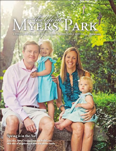 Myers Park Life, Mar 2014