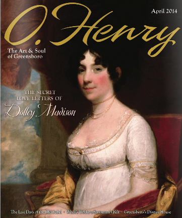 O'Henry Magazine, April 2014