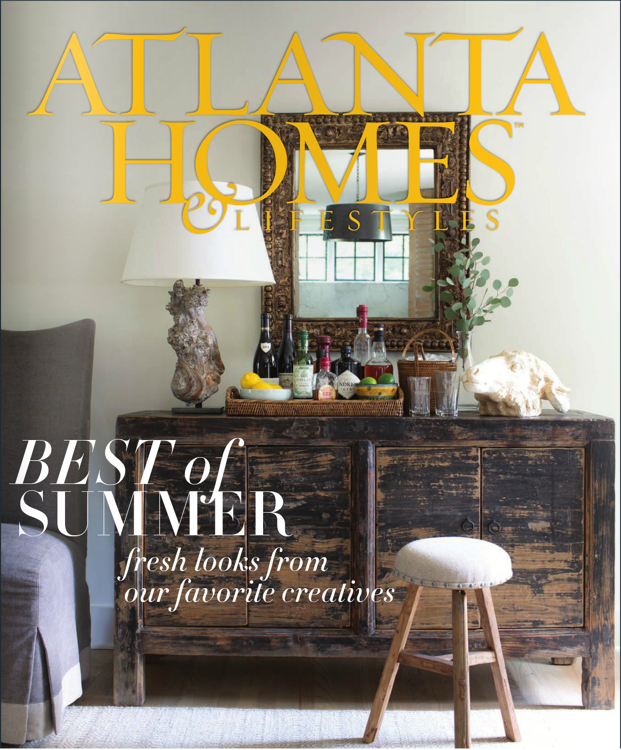 Atlanta Homes & Lifestyles , Summer 2015