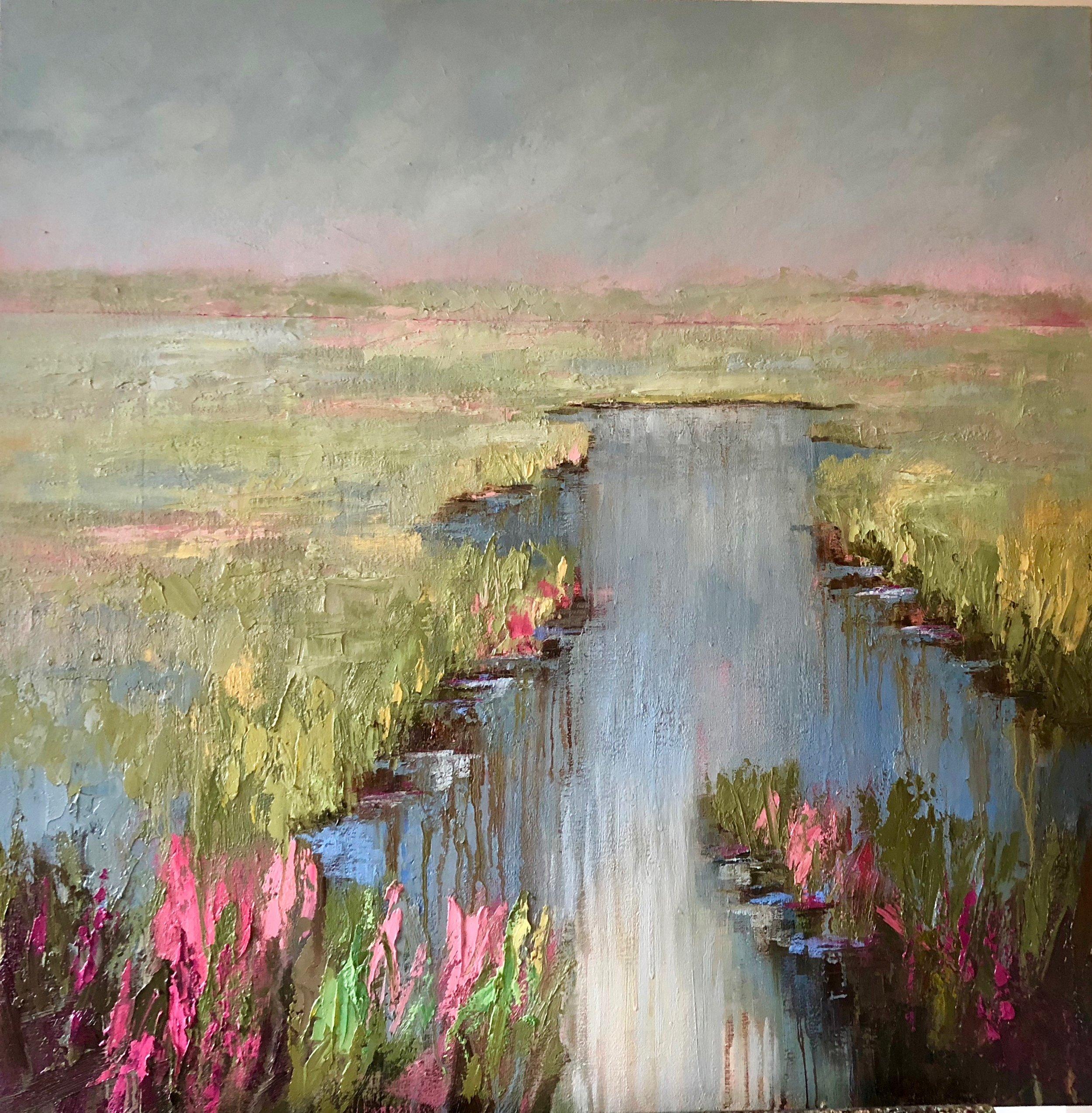 Springtime Wetlands