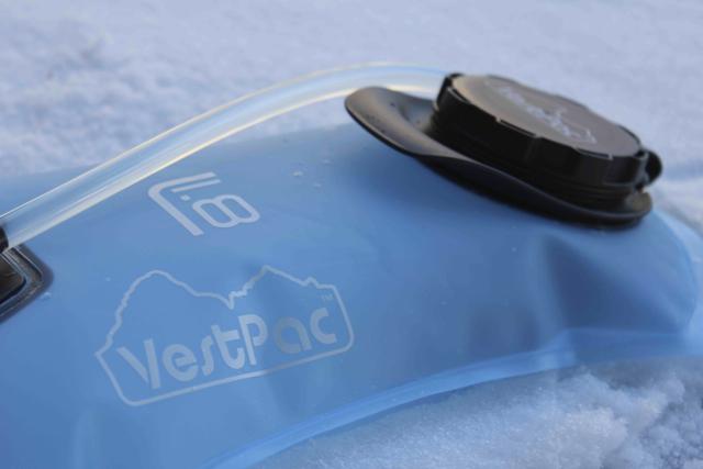 1.8 litre bladder for VestPac available April 2014