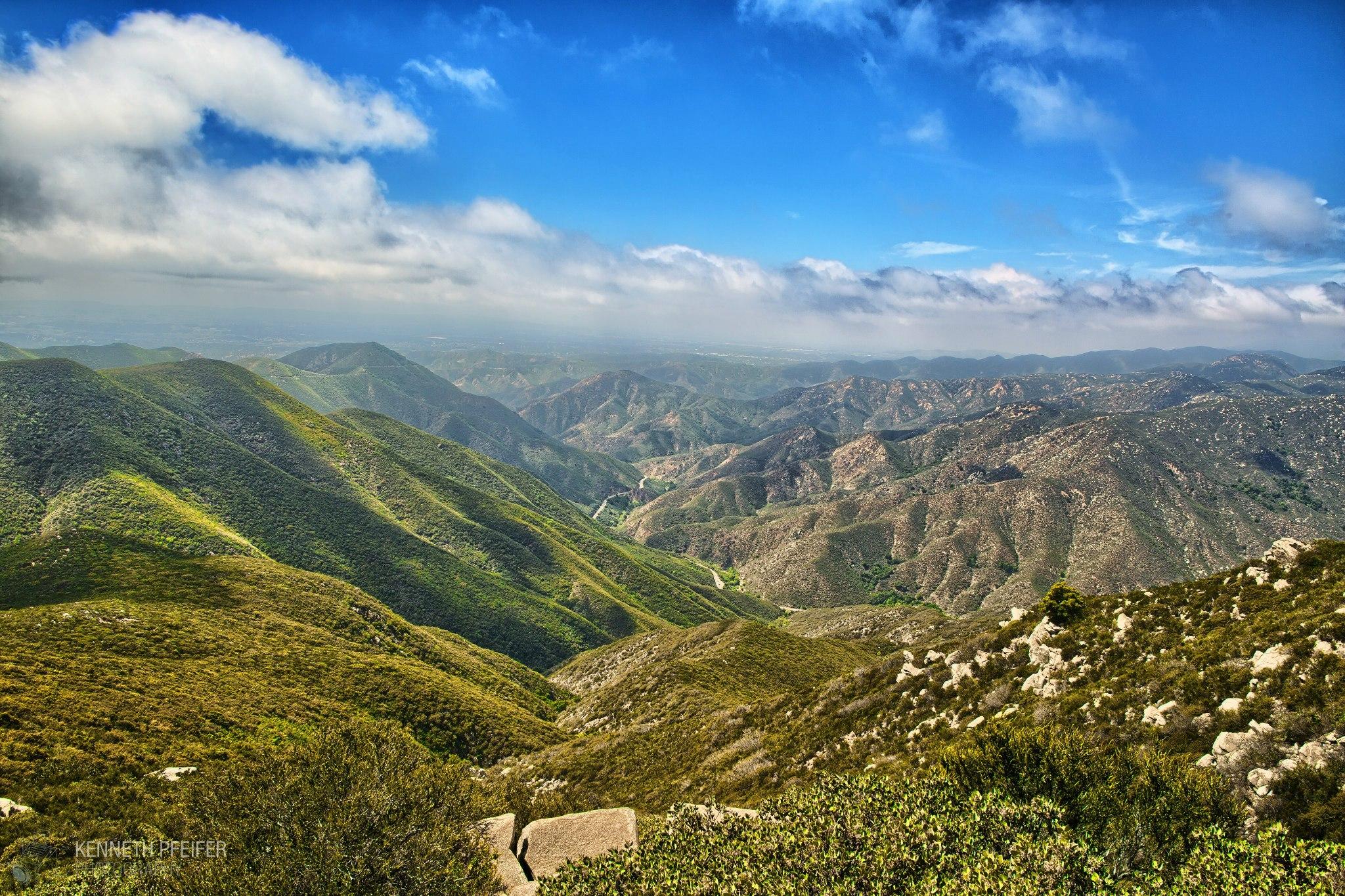 Sitton Peak, CA