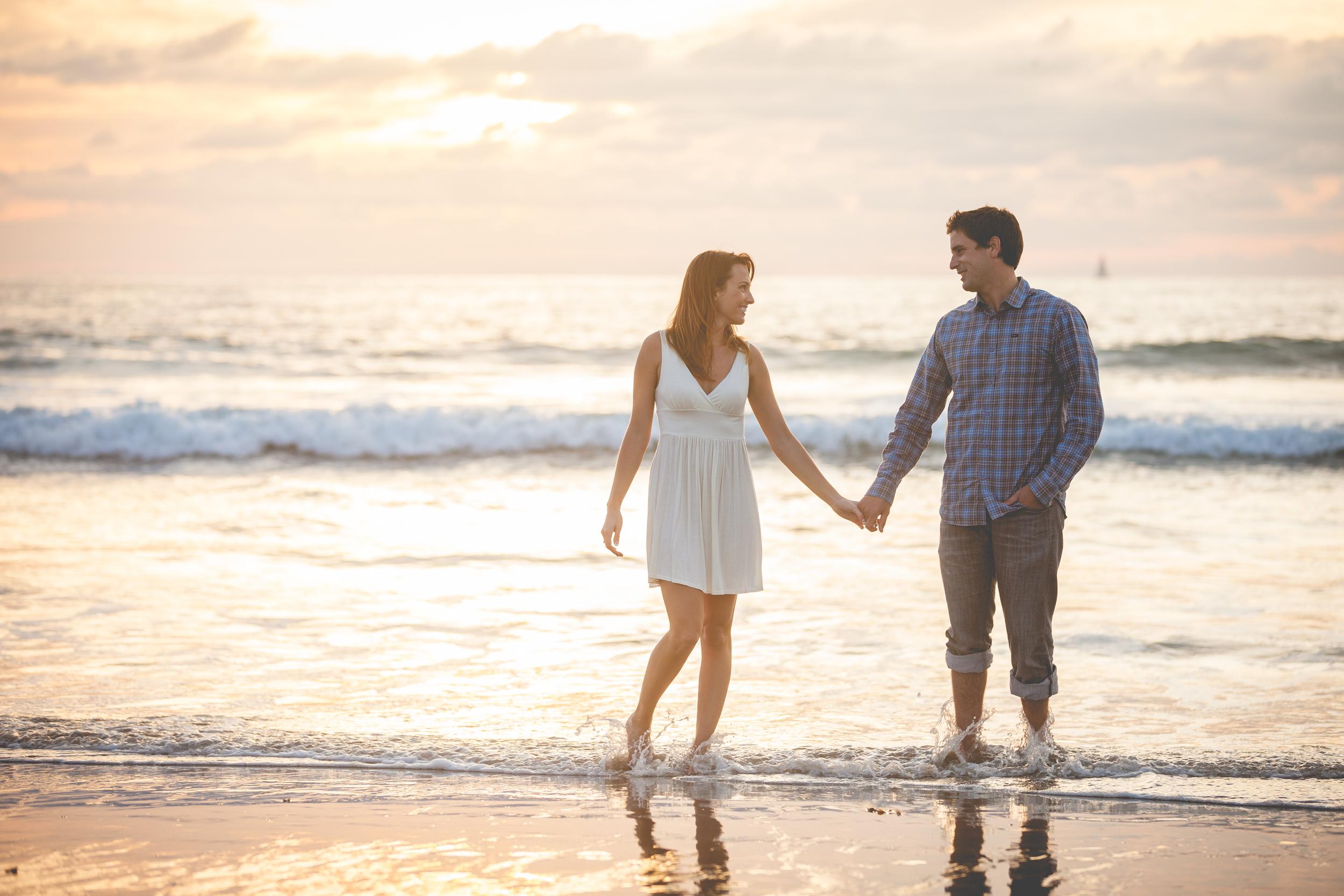 Hermosa Beach Engagement