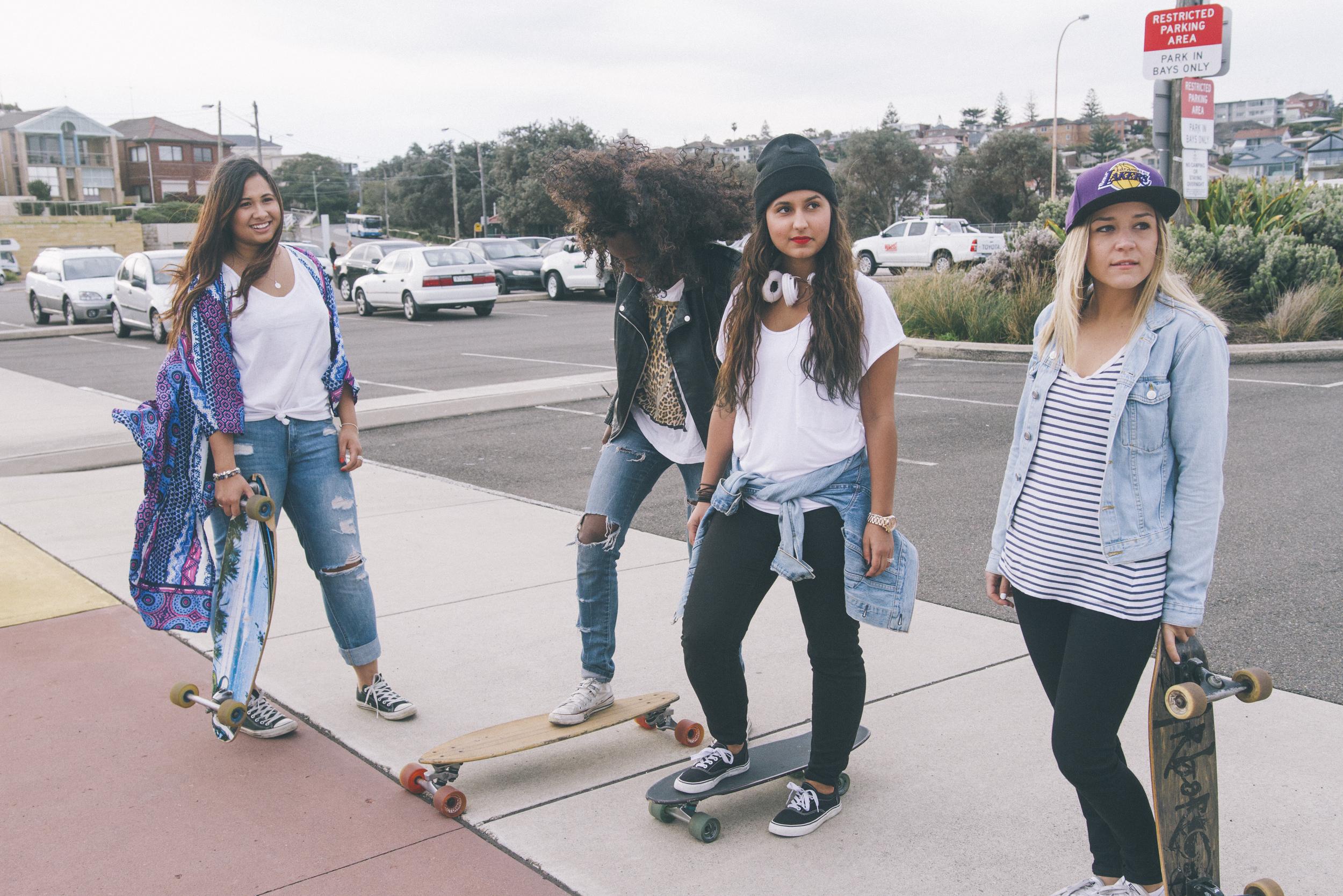 clovelly skate shoot