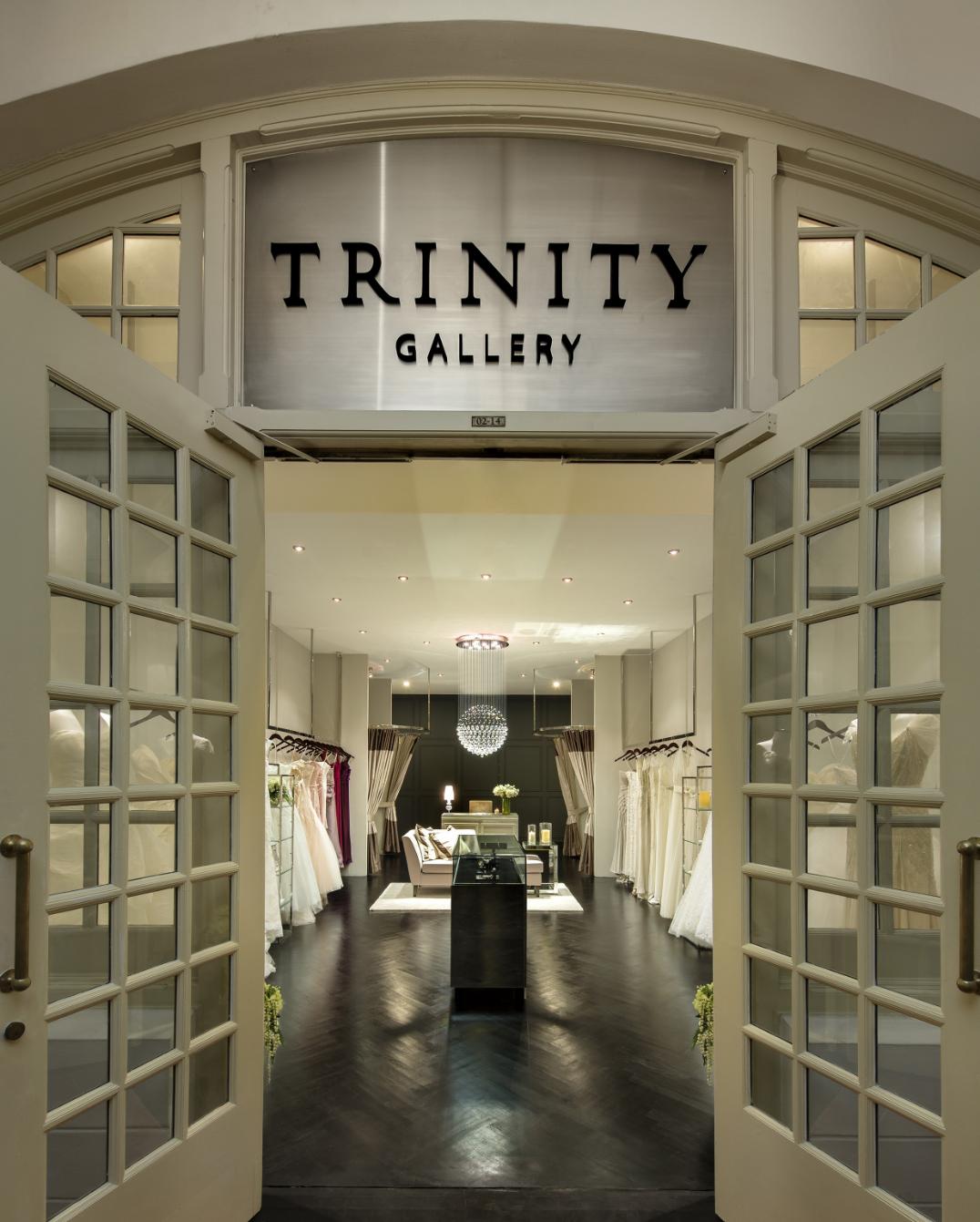 Trinity Gallery in Raffles Hotel, where we bring designers such as Oscar de la Renta , Monique Lhuillier, Jenny Packham, Reem Acra and Marchesa to Asian brides.