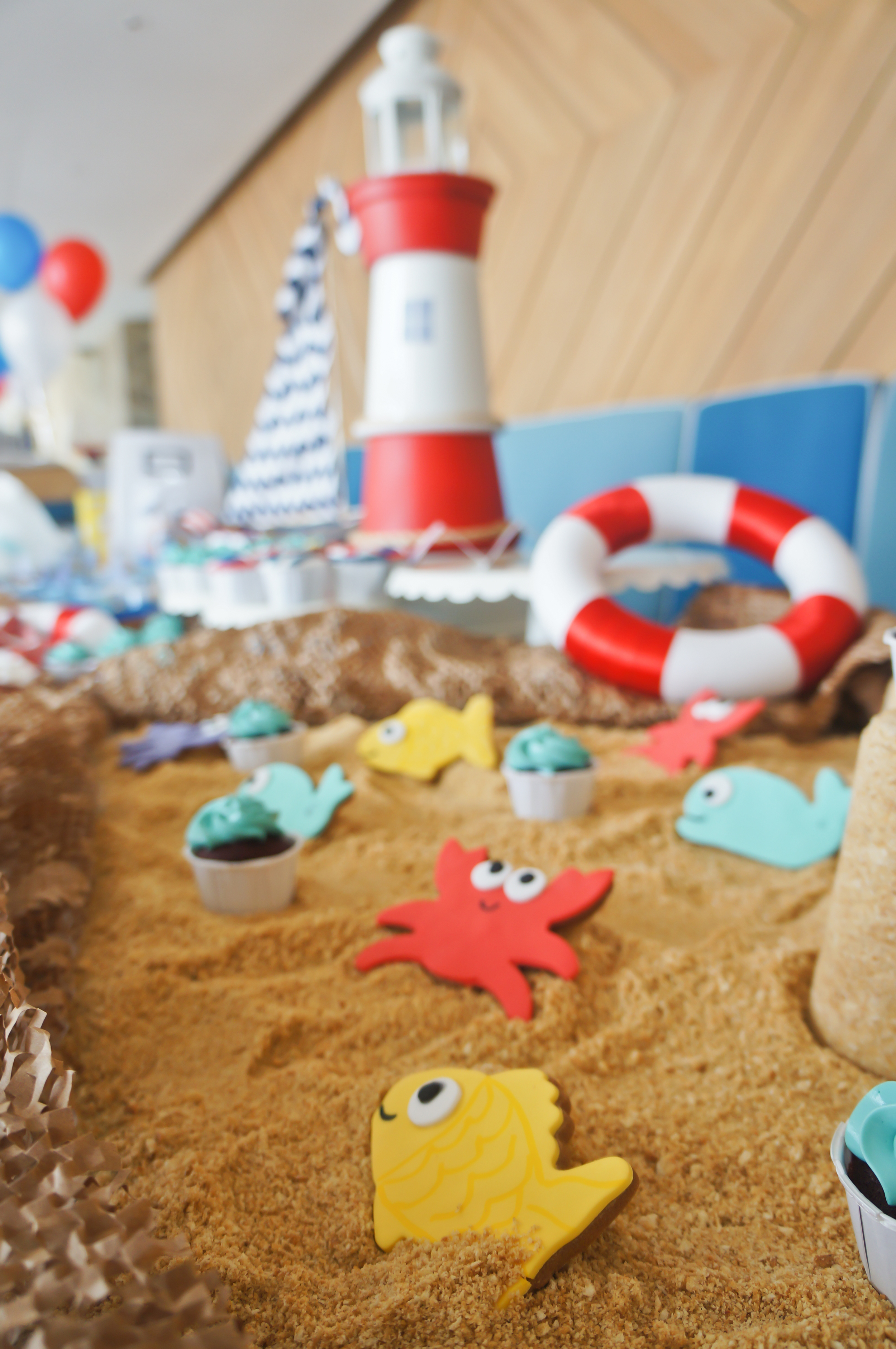 edible beach