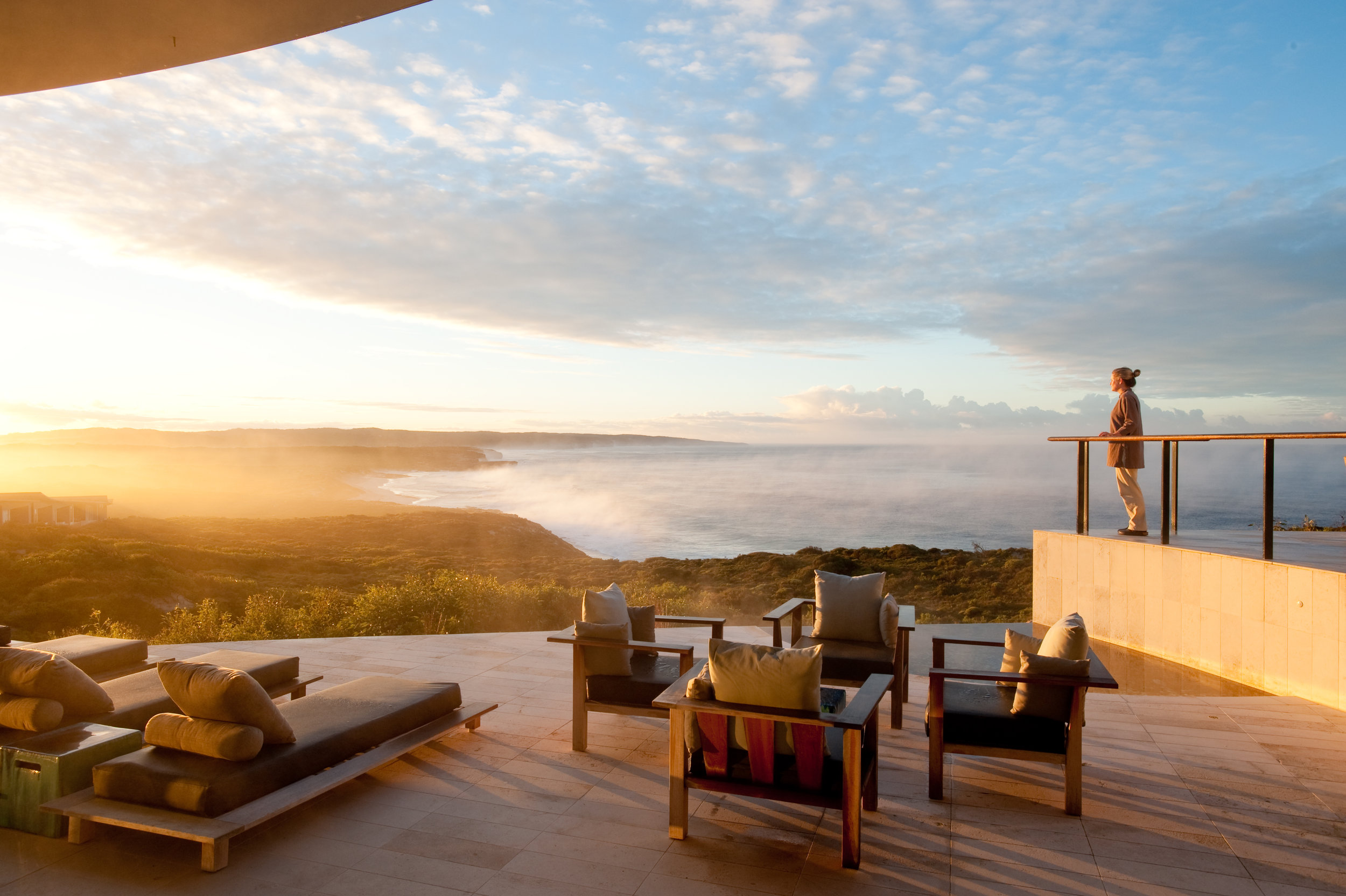 Sojourn in South Australia - Barossa Valley and Southern Ocean Lodge on Kangaroo Island, Singapore Tatler October 2016 [ Australia (Barossa Valley, Kangaroo Island)]