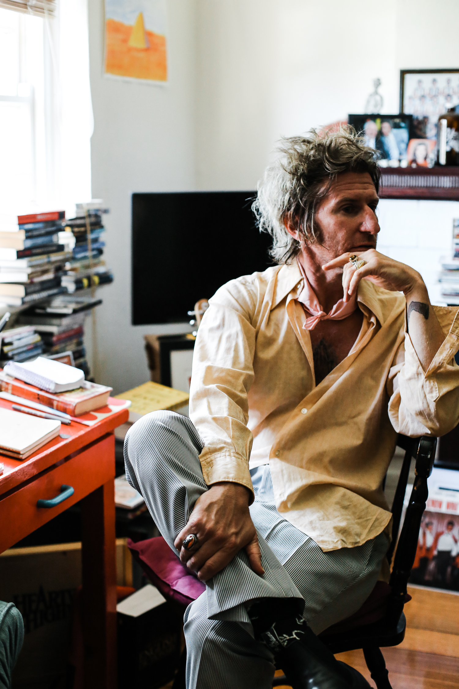 At Home With Tim Rogers for Noisey