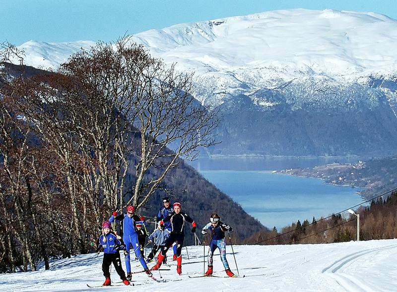 Sport året rundt - Vik har et eige skisenter, sommarskisenter og rulleskiløype. Sommar og vinter kan både små og store kose seg i et godt løypenettverk med utsikt til fjorden! Visste du at Vik skal arrangere NM i skiskyting 2020?Idrettslagets heimesideNM i Skiskyting 2020