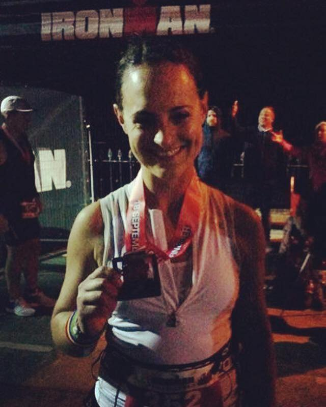 Gemma Sampson  Ironman Wales 2016 - 14:48:13
