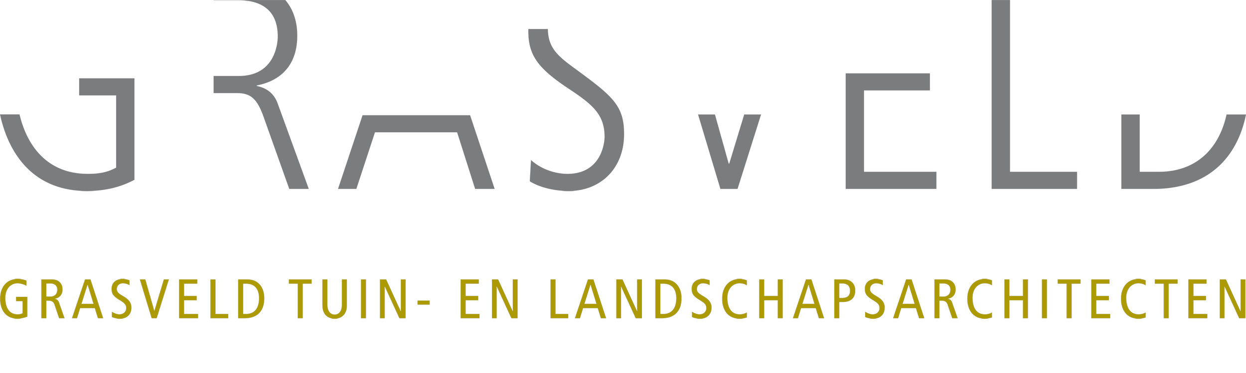 GRASVELD Tuin- en Landschapsarchitecten logo