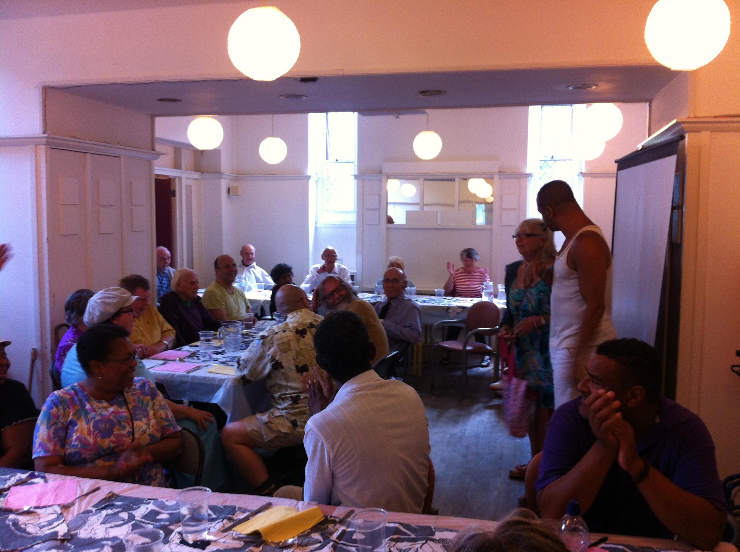 Jacksons Lane Social Lunch Group