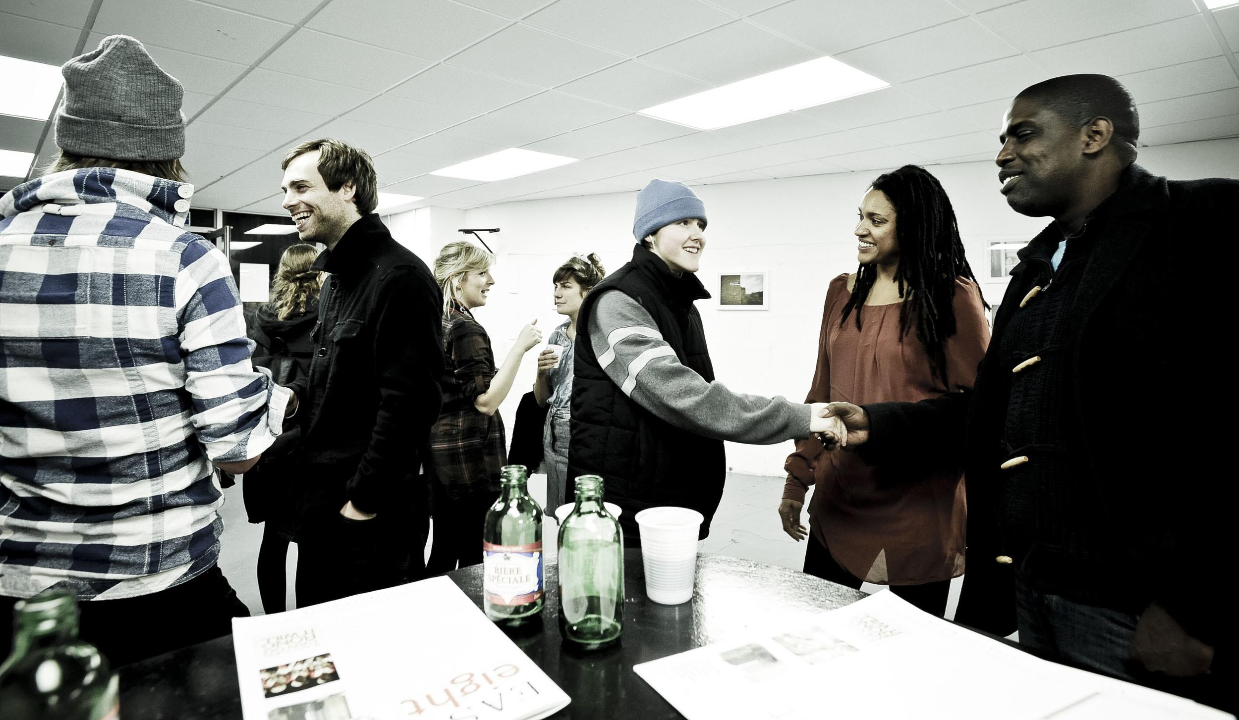 Tackling Interviews Workshop Program