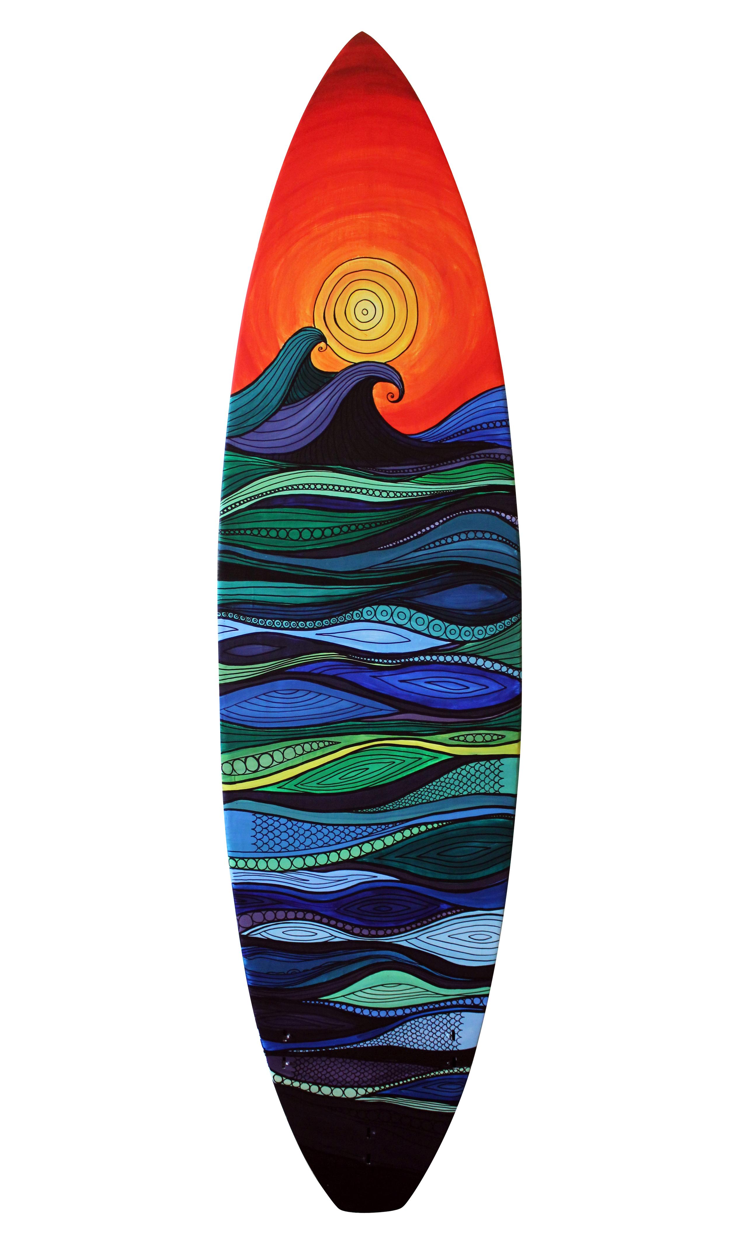 Happy_Maia_Art on 7 foot surfboard.jpg
