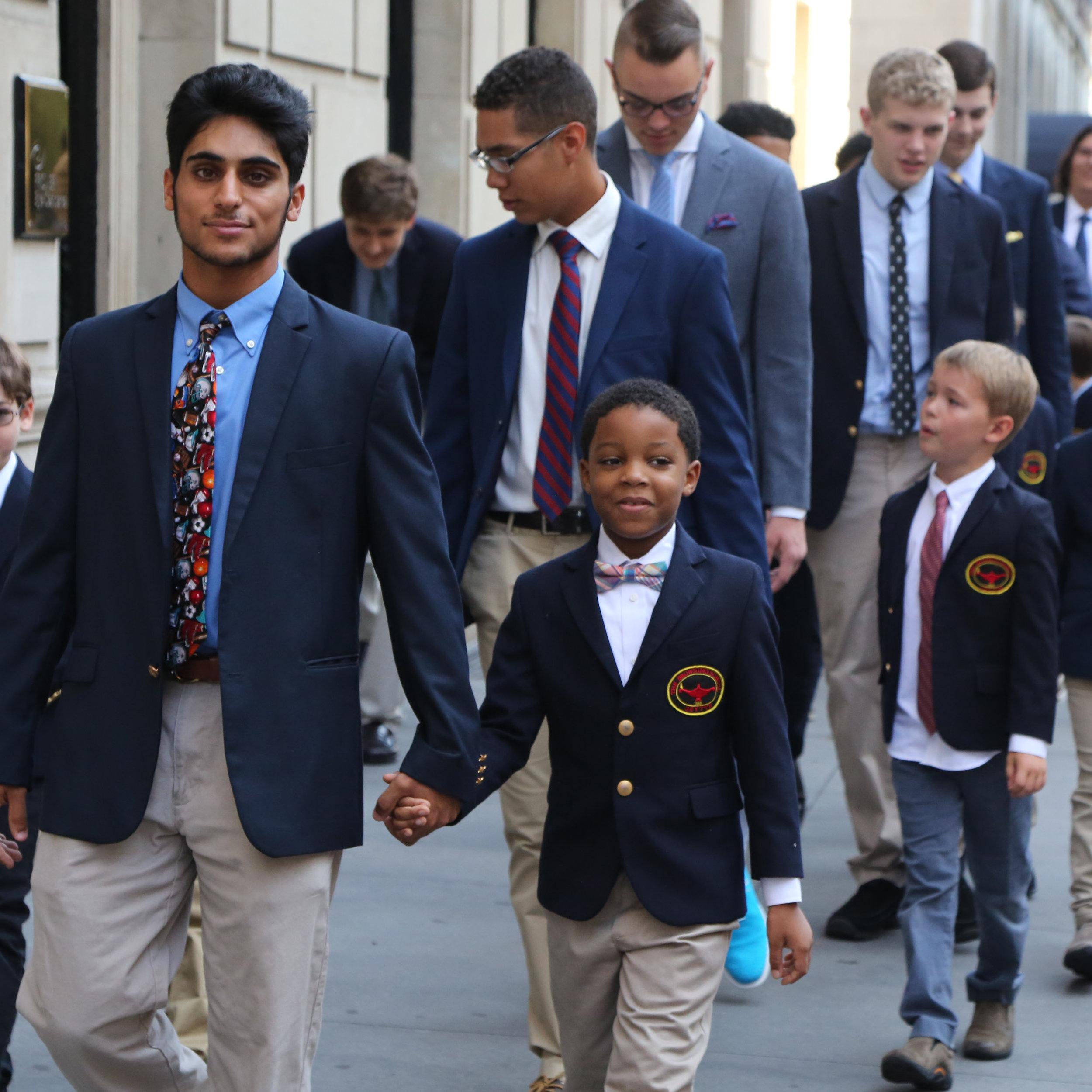 Boys' Education - Learn More
