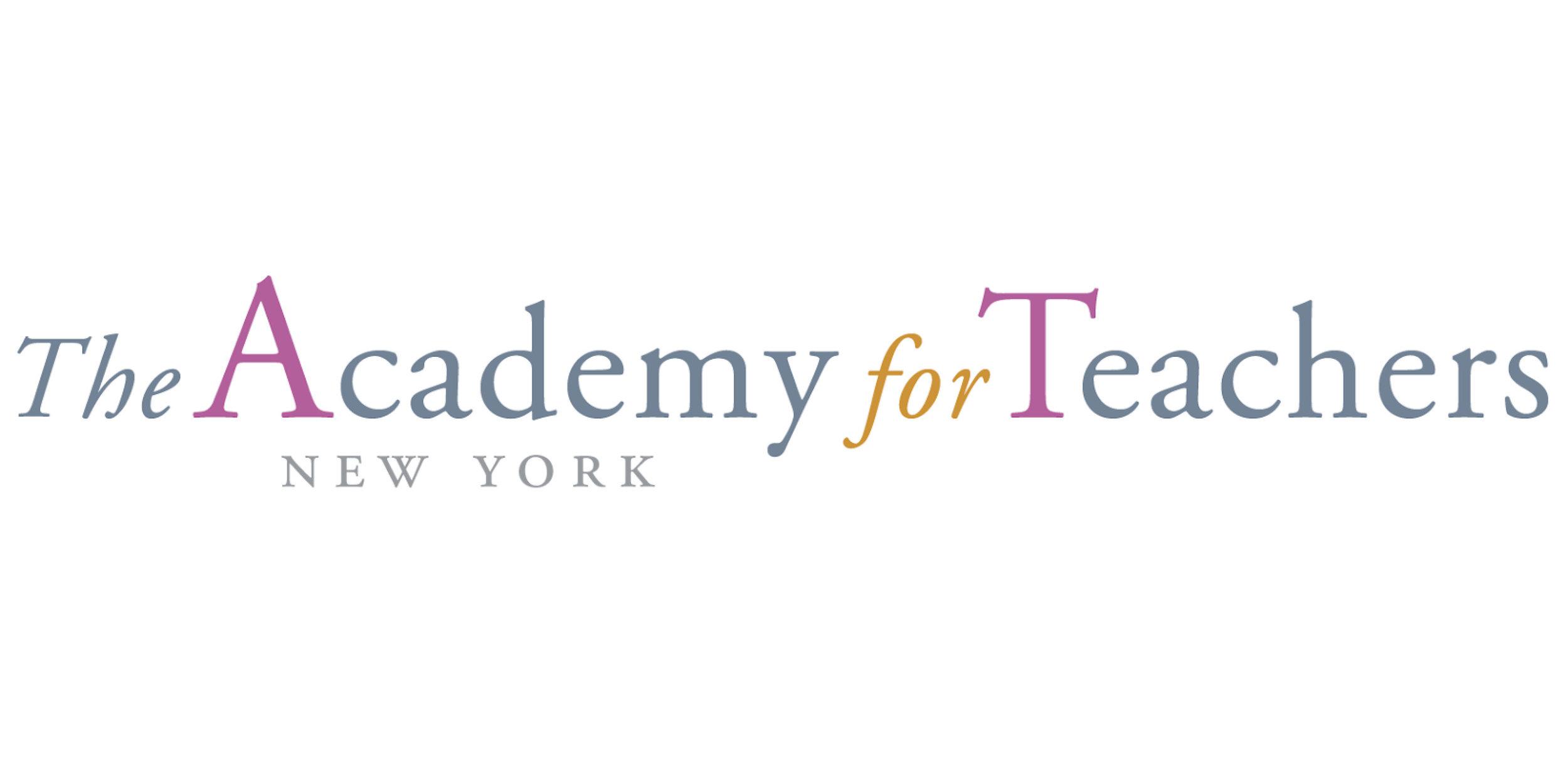 The Academy     for Teachers