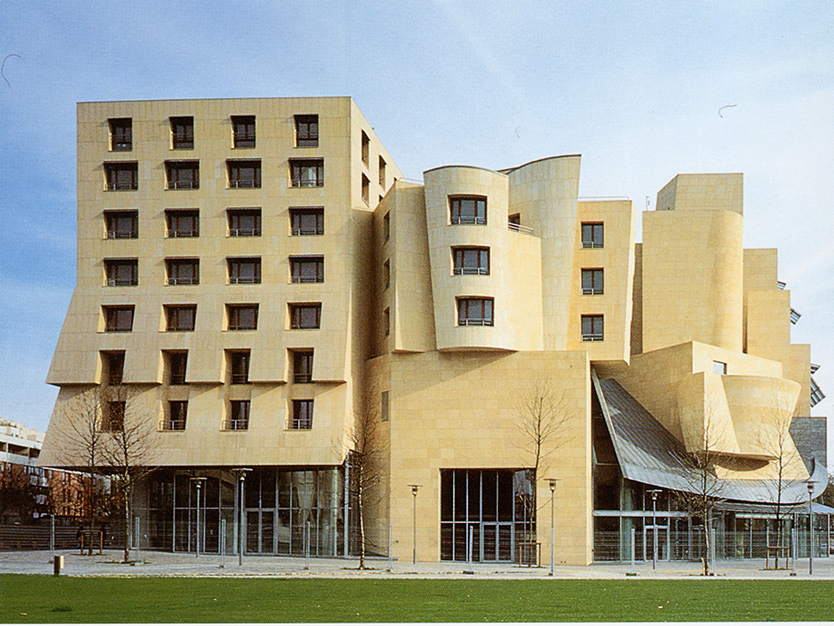 Frank Gehry and Associates   Project Architect