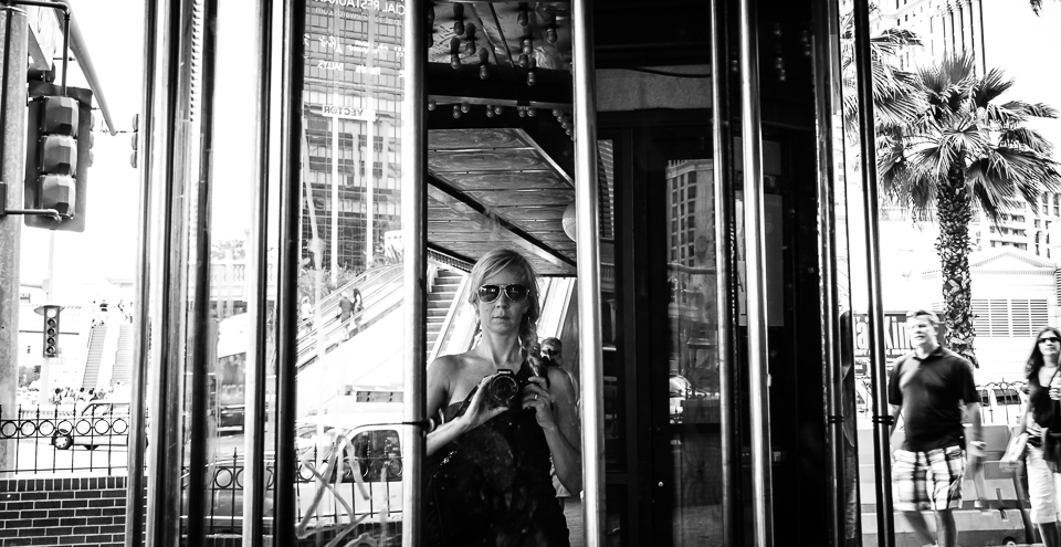 Reflection - Vegas, May 2013